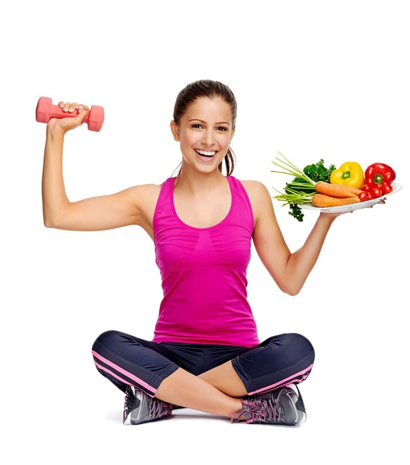 8 tips for eating to maintain a healthy and balanced life