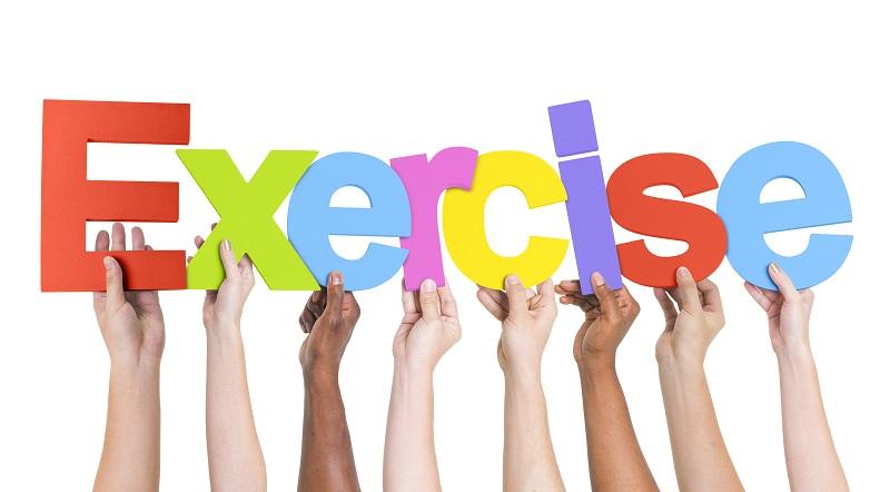 Get regular physical activity