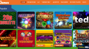 check out William Hill Games and more
