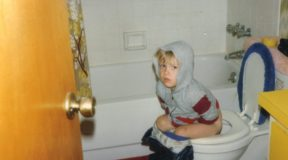 Relieve constipation in children with natural remedies