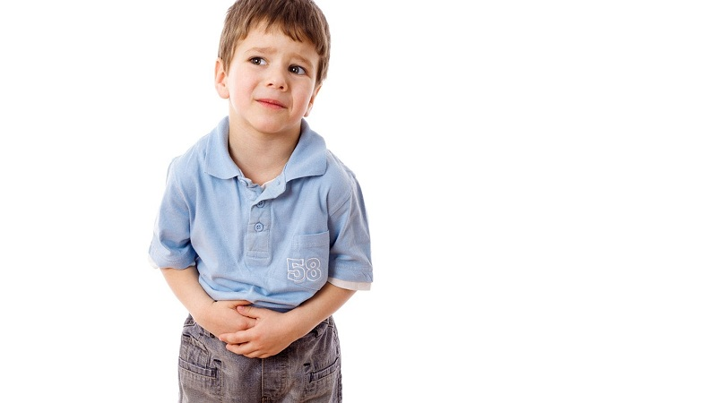 7 useful home remedies for belly pain in children