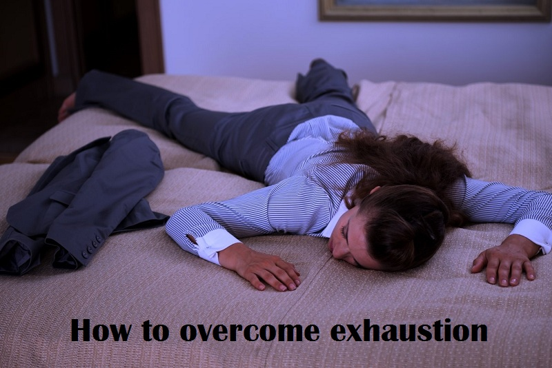 How to overcome exhaustion with natural properties
