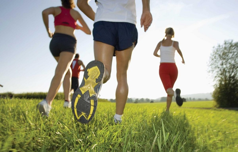 Perform physical activity
