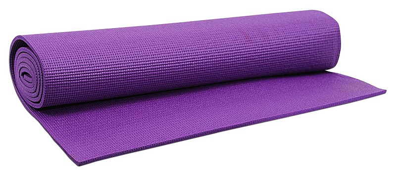 Get the necessary materials to practice yoga