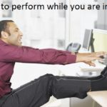 15 Exercises to perform while you are in the office