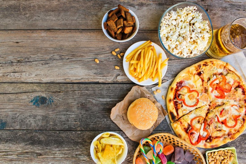 Reduce your consumption of processed foods