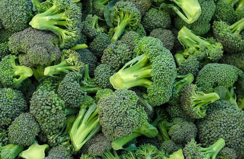 Broccoli to keep your liver healthy