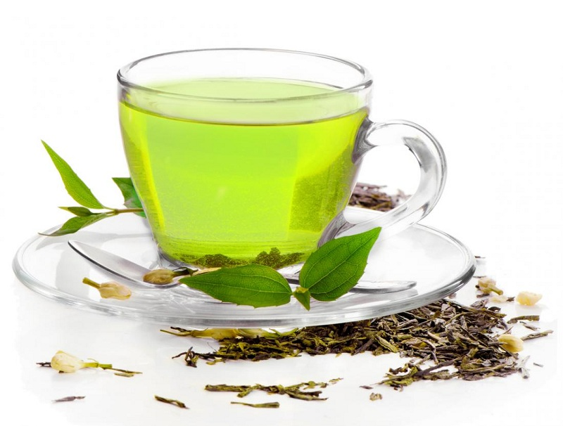 Green Tea to keep your liver healthy