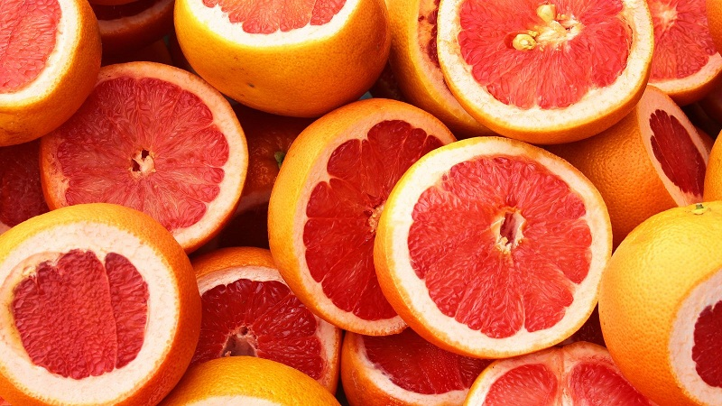 Grapefruit to keep your liver healthy