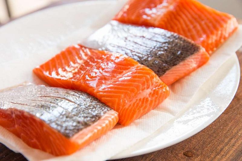 Fish contains Omega-3 fatty acids