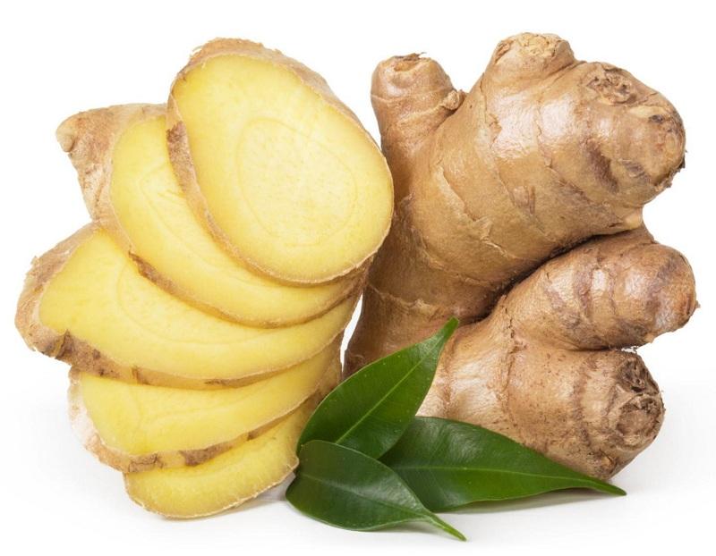 Ginger to treat jaundice