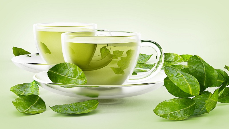 Green tea to reduce your waist fat
