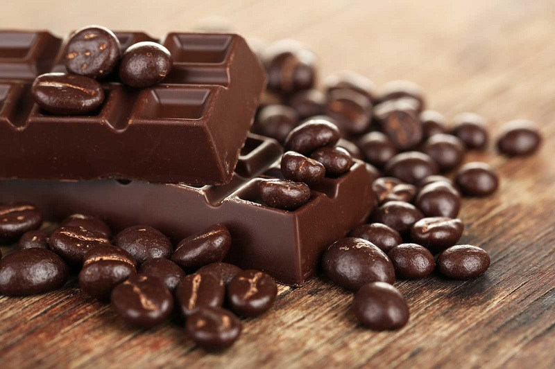 Include bitter chocolate in your diet