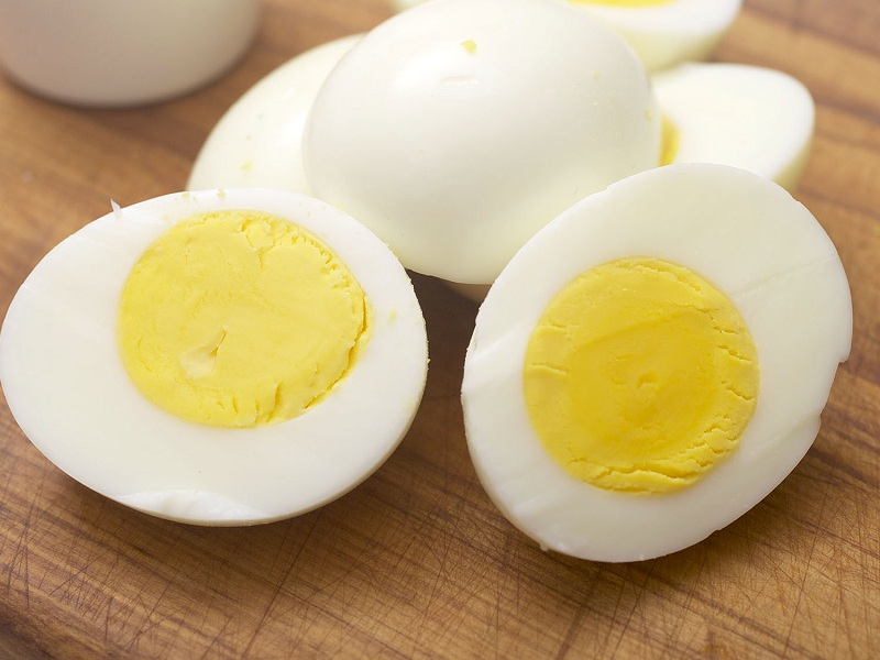 Egg to gain muscle mass