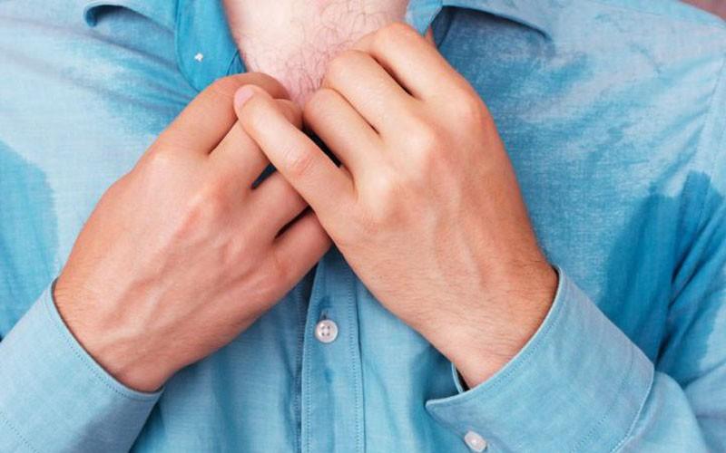 Hyperhidrosis disease