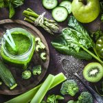 10 green fruit and vegetables that help your health