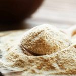 Brown rice flour : white or wholemeal for gluten free recipes